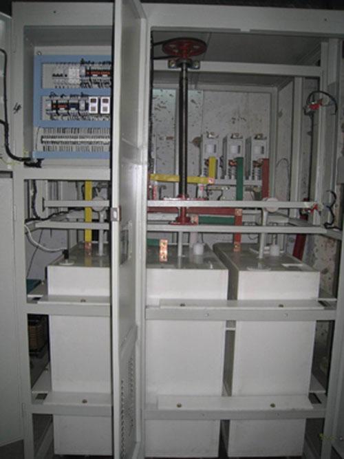 笼型电机液阻软启动柜壳体