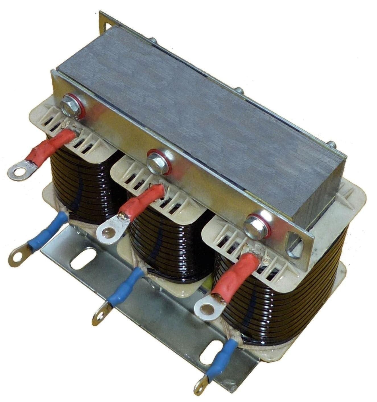 变频器进出线电抗器参数选择
