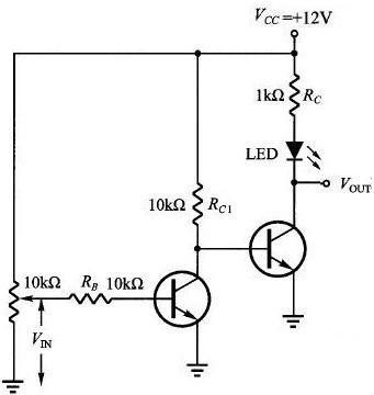 三极管开关电路工作原理