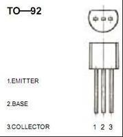 2n3904 datasheet - package type : to-92 plastic-encapsulate bipolar