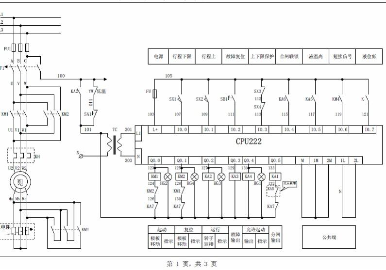 液阻柜是近年来运用比较广泛的电机起动设备。液体电阻,顾名思义就是在电机定子回路(笼型电机)或转子回路(对绕线电机)中串入液态电阻,电机在起动过程中液态电阻阻值在预定的时间内自动无级减小,直至阻值接近为零(实现电机降压无冲击地平滑起动),将液阻自动切除,电机投入正常运行,每小时至少可以启动3-5次。 液阻柜启动原理: 电机开关柜合闸的同时,液阻柜接收到真空断路器运行信号,动极板自上而下开始运行,在设定的时间内电阻值逐渐下降,当电阻接近于零时,安装在液阻柜内的真空接触器吸合,电机启动完成,经过延时几秒后,动极