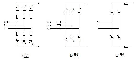 晶闸管过压过流保护电路原理图