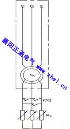 高压绕线电机液阻柜工作原理及接线图