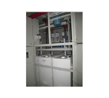 液体水电阻柜启动原理图及接线图